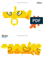 Wheres My Water Ducky Papercraft Sf Printable 0612 FDCOM