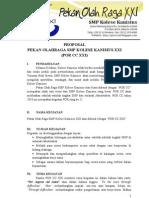 Proposal Dana POR CC XXI