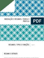 Indexação e Resumos.pptx