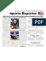 June 20 - 26, 2018  SportsReporter
