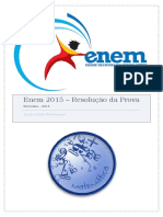 Enem 2015 Resolucao