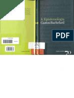 BACHELARD, Gaston. a Epistemologia