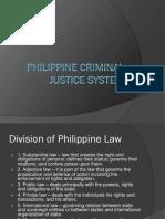 Philippine CJS