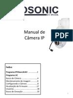 Manual de Camera IP