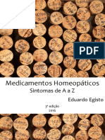 Medicamentos Homeopaticos a Z