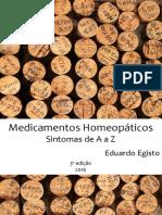 Medicamentos Homeopaticos a Z