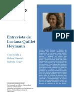Entrevista Luciana Heymann (CPDOC)