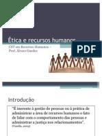 ética e rh