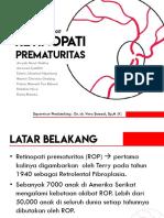 Referat Retinopati Prematuritas