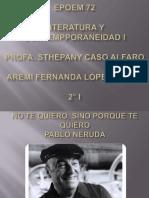 Notequierosinoporquetequiero Pabloneruda 120912200350 Phpapp01