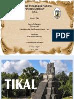 Diapostiva Tikal