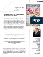 Abrahamson, Emmy_how to Graduate From the Laughing Academy_info Sheet_final_aba Red 0525