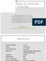 Eritroderma Ec PV
