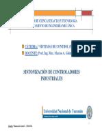 7 Sintonización de Controladores Industriales