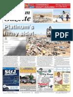 Platinum Gazette 22 June 2018