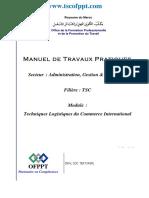 Module Les Techniques Logistiques Du Commerce International Tsc Ofppt (1)