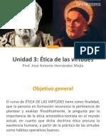 3. Los Fundamentos de La Vida Etica y Las Virtudes Morales