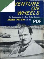 Adventure on Wheels. John Fitch
