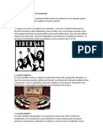 3 Partes de La Constitucion de Guatemala