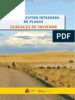 Gestión Integrada de Las Plagas de Los Cereales de Invierno