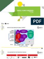 04 - Small Fund Economics - Creating the New Normal (Dr. Susan de Witt, Bertha Center)