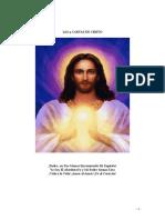 Las 9 Cartas de Cristo