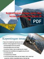 Kepentingan Tenaga Suria Dan Kesan Penerokaan Hutan Di