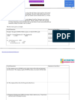 Accounting Assignment Sample Solutions