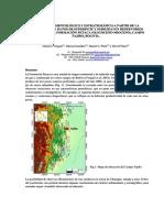 Análisis Sedimentológico y Estratigráfico Petaca