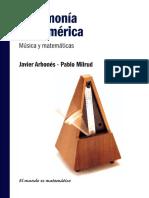 La Armonía es Numérica - Javier Arbonés & Pablo Milrud.pdf