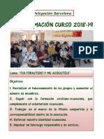 Programacio Aic Curs 2018-19