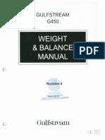 W&B MANUAL G450