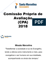 Relatório CPA - Divulgação Comunidade Academica