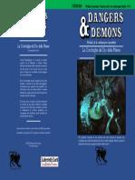 CHDDCM2 La Conchiglia del Dio delle Maree (Serie Dangers & Demons) (Copertina)