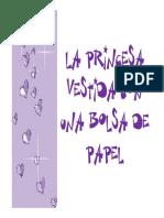 LA PRINCESA VESTIDA CON UNA BOLSA DE PAPEL.pdf
