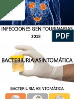 Infecciones de Las Vías Urinarias Completo