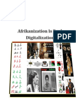 136742075 Afrikanization is the Real Digitalization
