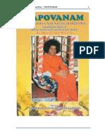 Thapovanam  - Sri Sathya Sai Sathcharitha