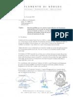 Karta art. 64 pa pidi Reunion Públiko riba abuso di menornan na kasnan di kuido 21 juni 2018