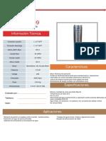 Ficha Tecnica 64909000B9