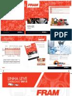 Catálogo Fram 2015 - Linha Leve