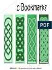 Celtic Bookmarks Watermarked