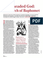 The History of Baphomet