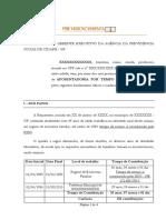 Aposentadoria Por Tempo de Contribuição 85.95 Previdenciarista (2)