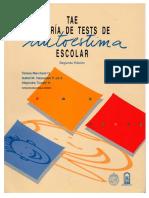 TAE TEST DE AUTOESTIMA ESCOLAR.pdf