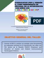 PDF. Paloma Orobal Císcar. Taller PEP-3 2014.pdf