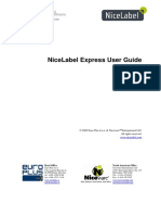 NiceLabel Express Eng