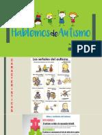 Charla Autismo