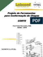 TM 159 Slides Projeto de Ferramentas Em Conformação de Chapas10