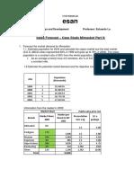 Case Mimaskot Part II Market Demand Forecast